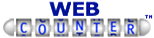 Large WebCounter Logo - Transparent Background